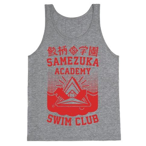Samezuka Academy Swim Club Tank Top