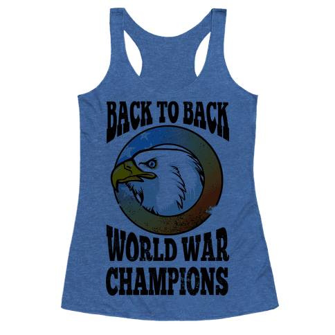 Back to back world war champs hoodie
