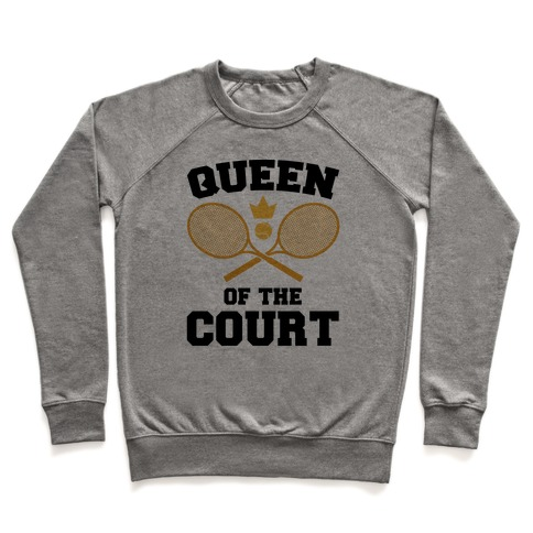 Queen Of The Court Pullover