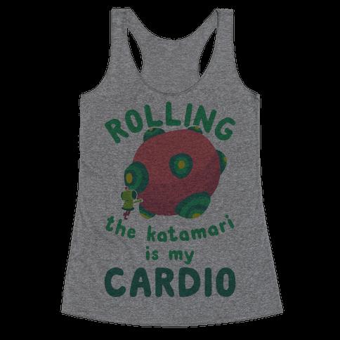 Rolling The Katamari Is My Cardio