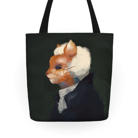 The First Americat Purresident Tote