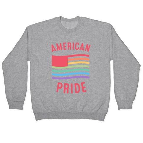 American Pride Pullover