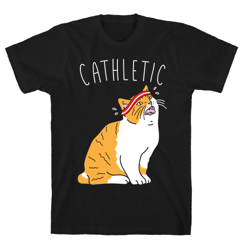 Cathletic Mens T-Shirt