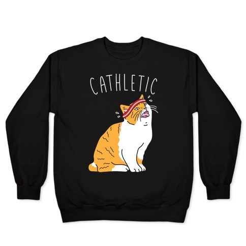 Cathletic Pullover