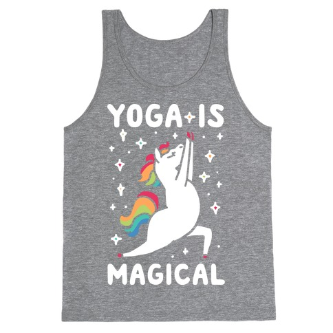 Yoga Is Magical Tank Top