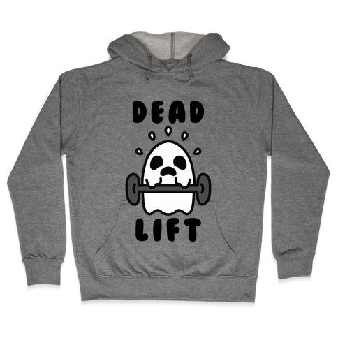 Dead Lift (Ghost) Hooded Sweatshirt