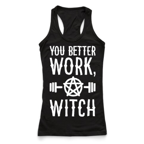 You Better Work, Witch