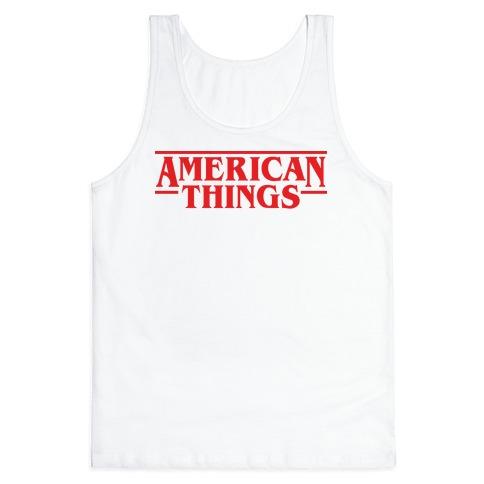 American Things Tank Top
