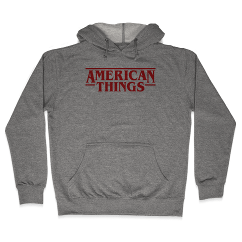 American Things Hooded Sweatshirt
