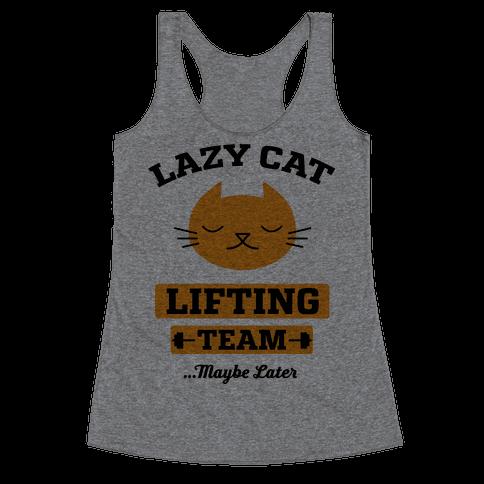 Lazy Cat Lifting Team