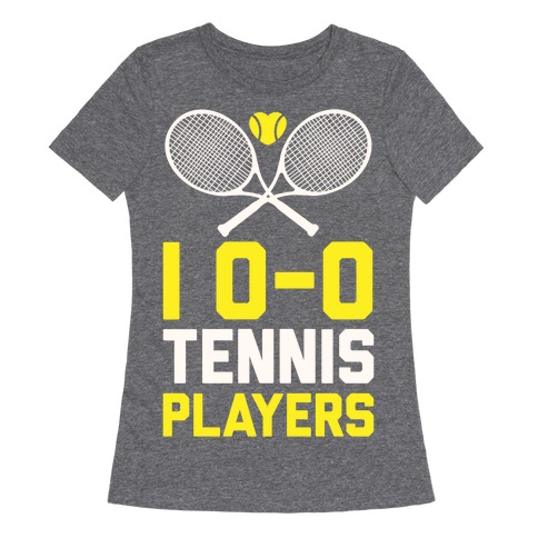 82f0c8323c6b5 I Love Tennis Players T-Shirt | Activate Apparel