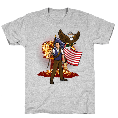 Complete and Total Reaganation Mens T-Shirt