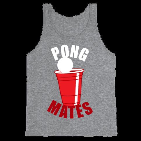 Pong Mates Tank Top