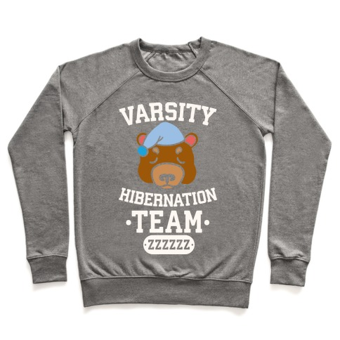 Varsity Hibernation Team Pullover