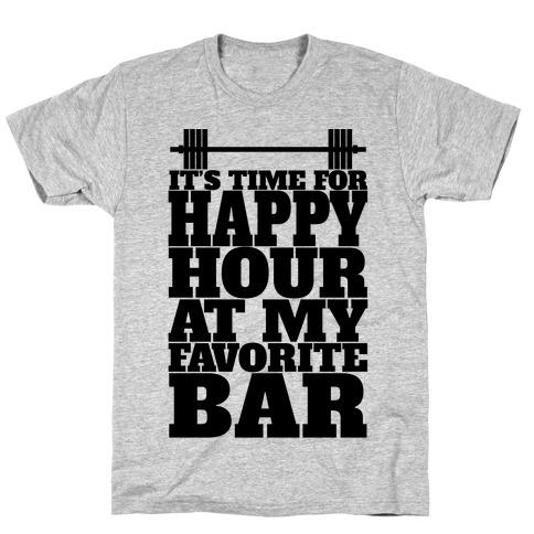 Happy Hour At My Favorite Bar T-Shirt