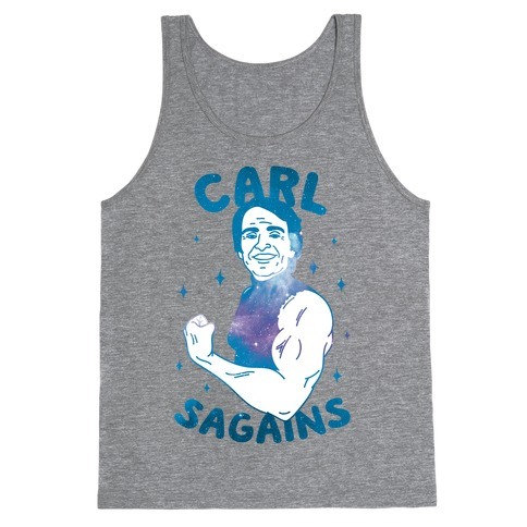 Carl SaGAINS Tank Top