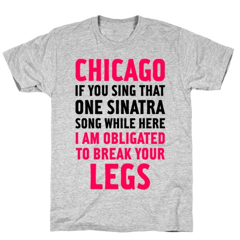 That One Sinatra Song T-Shirt