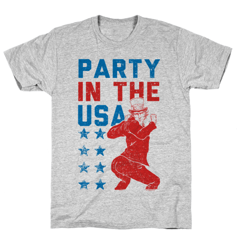 Party In The USA Uncle Sam