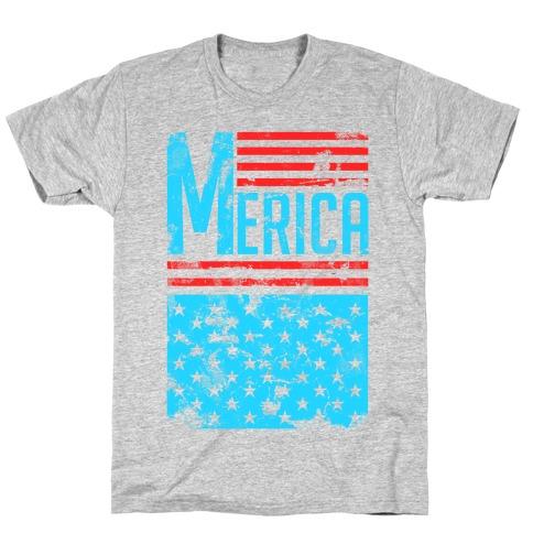 Merican Pride T-Shirt