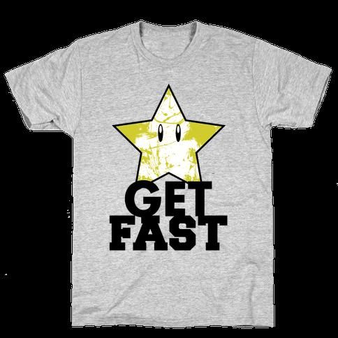 Nerd Run Mens T-Shirt