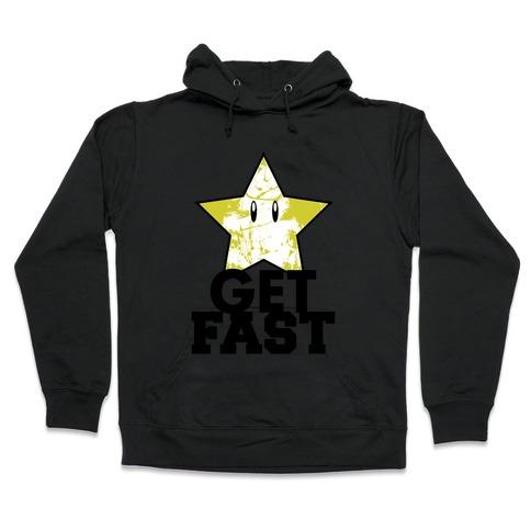 Nerd Run Hooded Sweatshirt