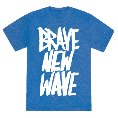 Brave new world clothing store