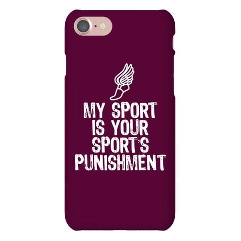 Punishment Case Phone Case