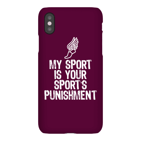 Punishment Case Phone Case