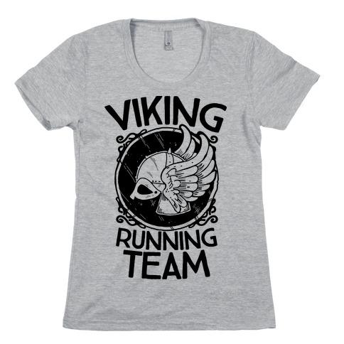 Viking Running Team Womens T-Shirt