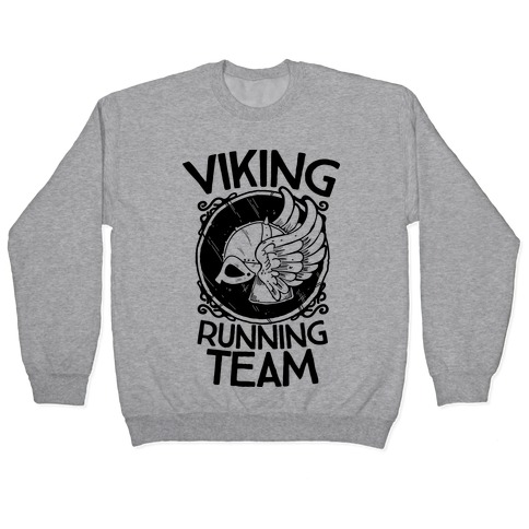 Viking Running Team Pullover