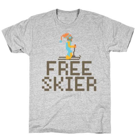 Free Skier Forever T-Shirt