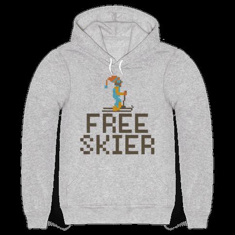 Free Skier Forever