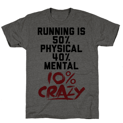 Running Is Crazy