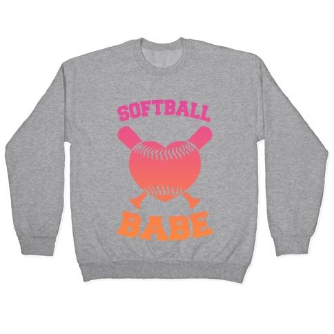 Softball Babe Pullover
