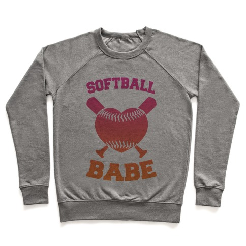 Softball Babe Pullover