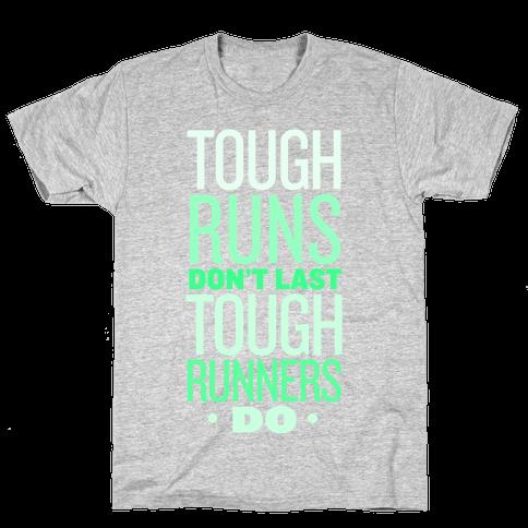 Tough Runners (Green)
