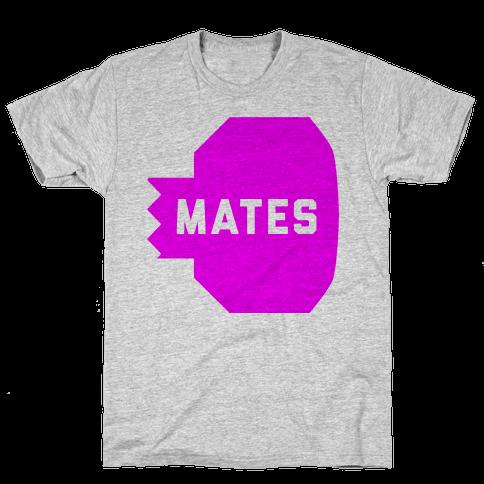 Pink Swole mate (mate) Mens T-Shirt
