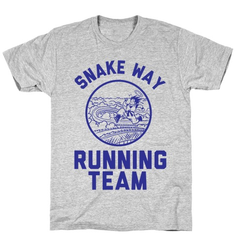Snake Way Running Team T-Shirt
