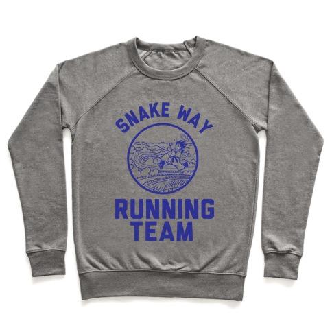 Snake Way Running Team Pullover
