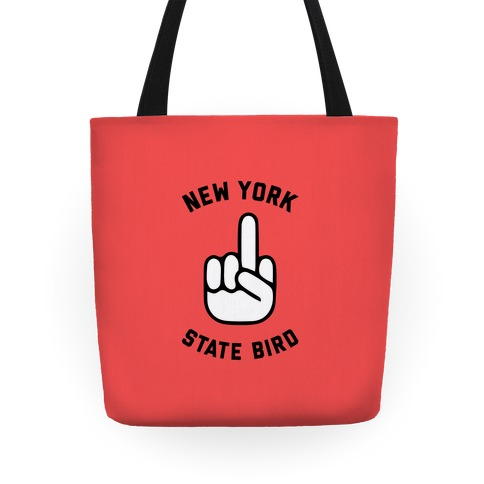 New York State Bird Tote