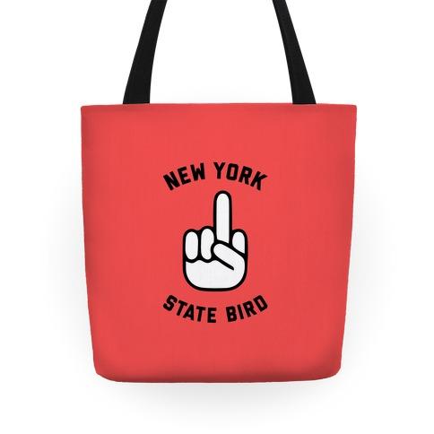New York State Bird Tote