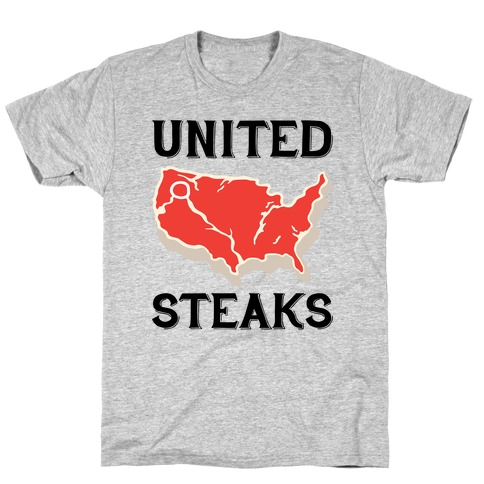 United Steaks T-Shirt