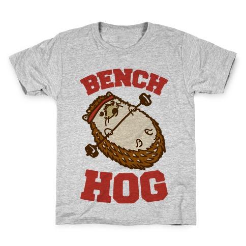 Bench Hog Kids T-Shirt