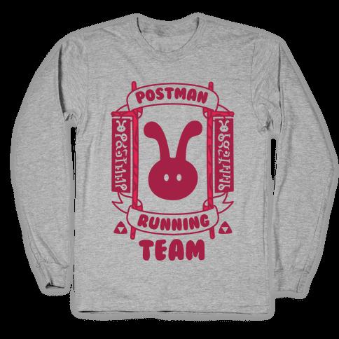 Postman Running Team Long Sleeve T-Shirt