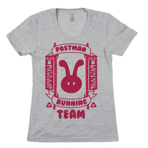 Postman Running Team Womens T-Shirt