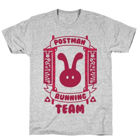 Postman Running Team T-Shirt