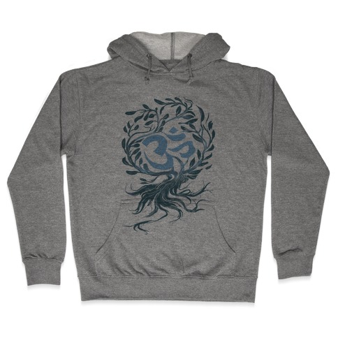 Tranquilly Om Hooded Sweatshirt
