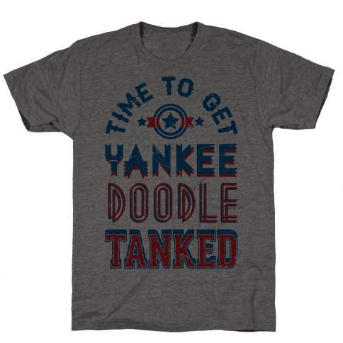 Yankee Doodle Tanked
