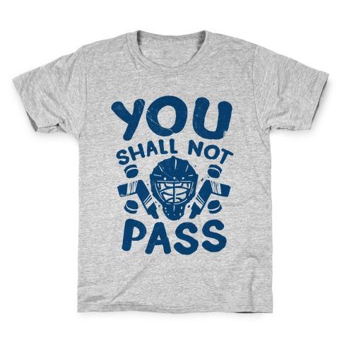 You Shall Not Pass Kids T-Shirt