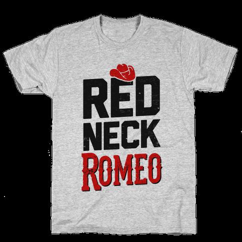 Redneck Romeo Mens T-Shirt